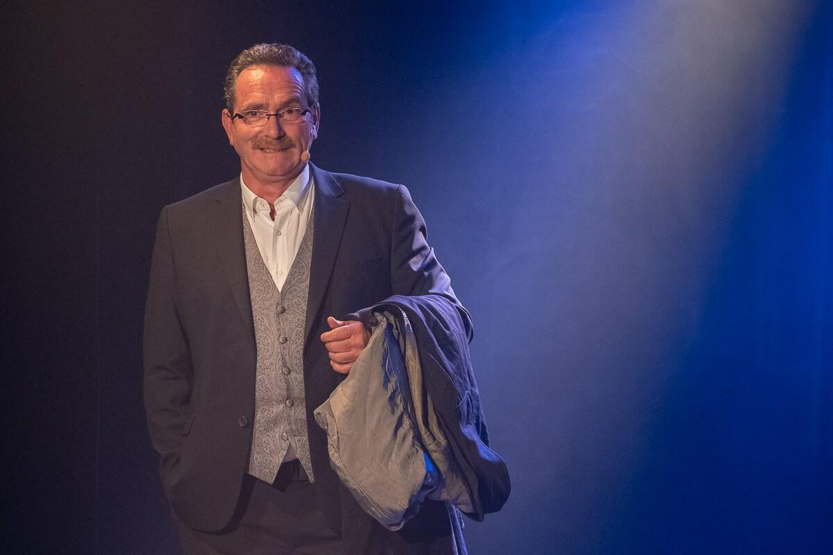 Renaud Rutten A La Comedie En Ile